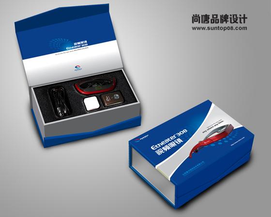 北京睿为视讯技术有限公司 科技产品包装设计