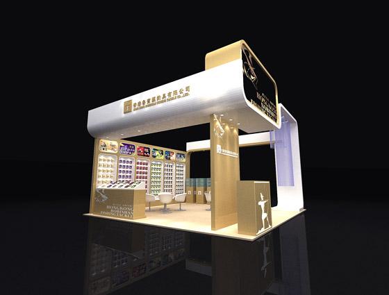展示设计|专卖店设计|商场专柜设计|卖场形象设计-尚